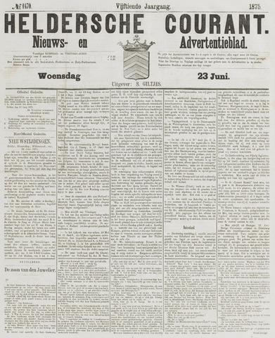 Heldersche Courant 1875-06-23