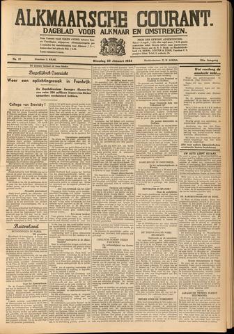 Alkmaarsche Courant 1934-01-23