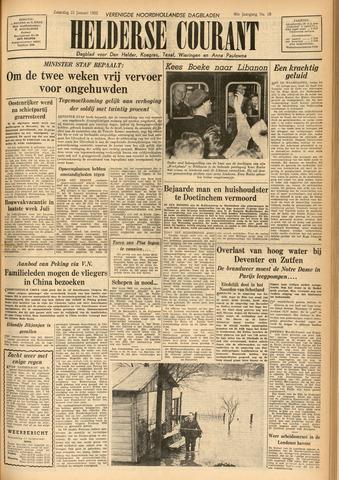 Heldersche Courant 1955-01-22