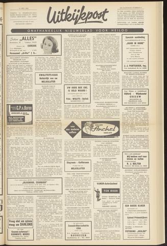 Uitkijkpost : nieuwsblad voor Heiloo e.o. 1964-05-21