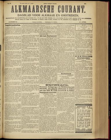 Alkmaarsche Courant 1928-04-14