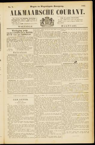 Alkmaarsche Courant 1897-01-20