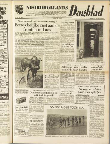 Noordhollands Dagblad : dagblad voor Alkmaar en omgeving 1959-08-13
