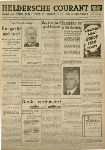 Heldersche Courant 1938-10-15