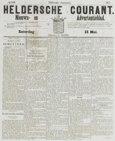 Heldersche Courant 1875-05-15