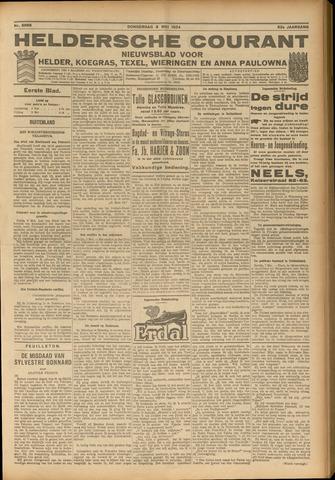 Heldersche Courant 1924-05-08
