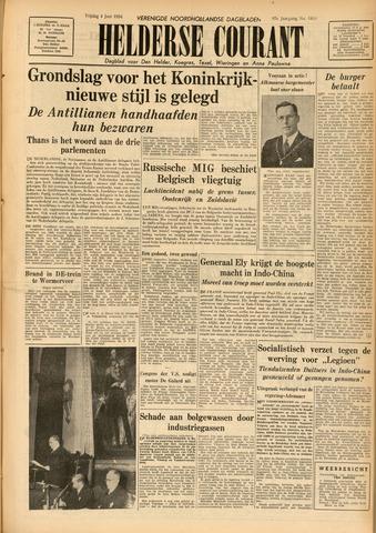 Heldersche Courant 1954-06-04