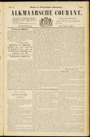 Alkmaarsche Courant 1897-01-13