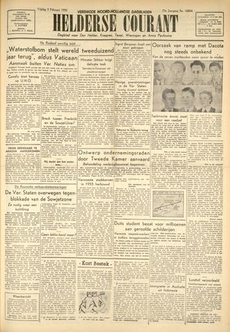 Heldersche Courant 1950-02-03