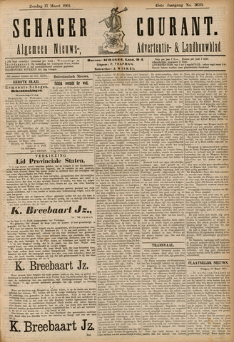Schager Courant 1901-03-17