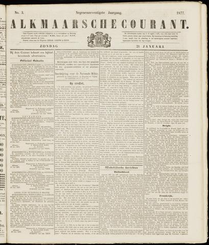 Alkmaarsche Courant 1877-01-21