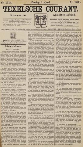 Texelsche Courant 1900-04-08