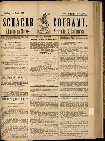 Schager Courant 1889-06-16