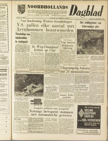 Noordhollands Dagblad : dagblad voor Alkmaar en omgeving 1961-09-25