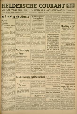 Heldersche Courant 1936-10-10