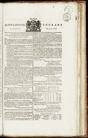 Alkmaarsche Courant 1829-03-23