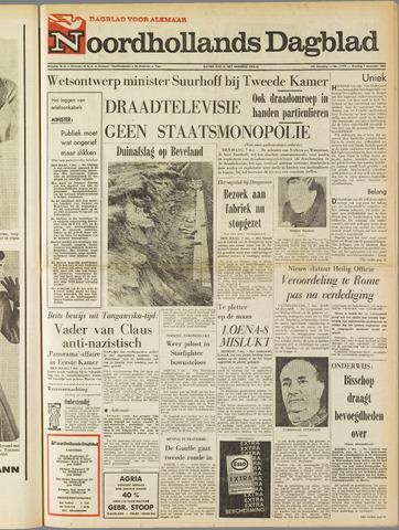 Noordhollands Dagblad : dagblad voor Alkmaar en omgeving 1965-12-07