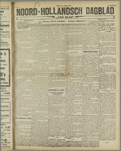 Ons Blad : katholiek nieuwsblad voor N-H 1922-01-17