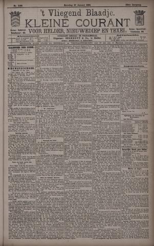 Vliegend blaadje : nieuws- en advertentiebode voor Den Helder 1894-01-27