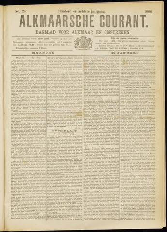 Alkmaarsche Courant 1906-01-29