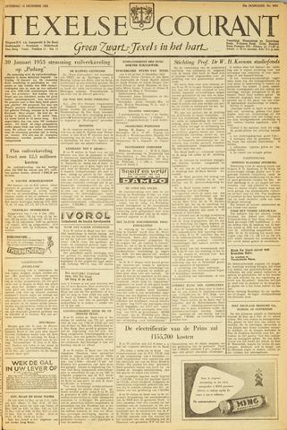 Texelsche Courant 1952-12-13