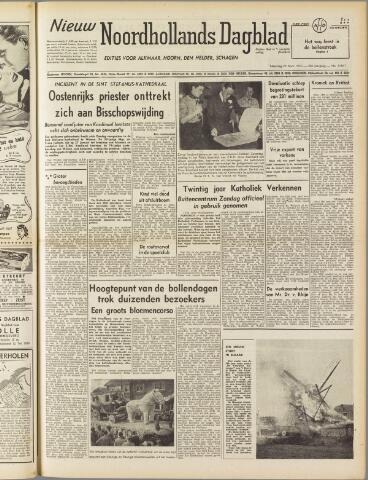 Nieuw Noordhollandsch Dagblad : voor Alkmaar en omgeving 1950-04-24