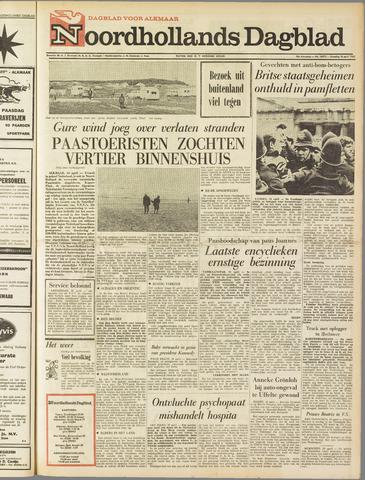 Noordhollands Dagblad : dagblad voor Alkmaar en omgeving 1963-04-16