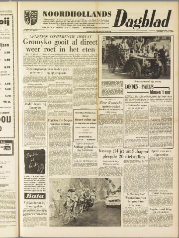 Noordhollands Dagblad : dagblad voor Alkmaar en omgeving 1959-07-14