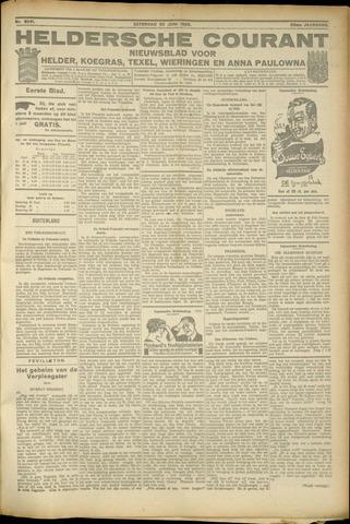 Heldersche Courant 1925-06-20