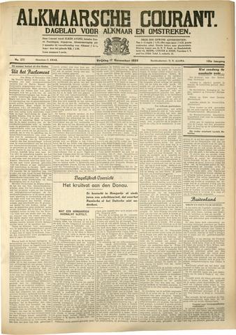 Alkmaarsche Courant 1933-11-17