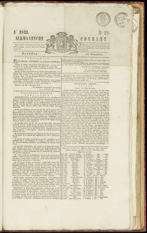 Alkmaarsche Courant 1843-12-25