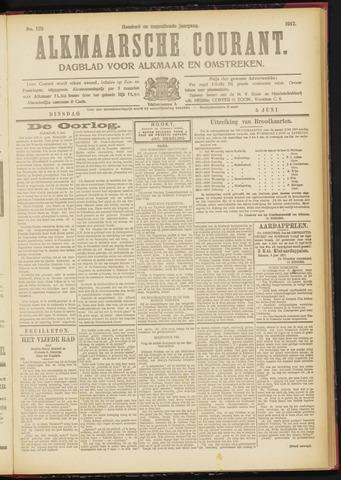 Alkmaarsche Courant 1917-06-05