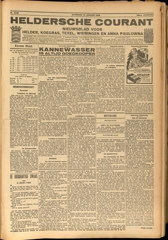 Heldersche Courant 1928-01-21