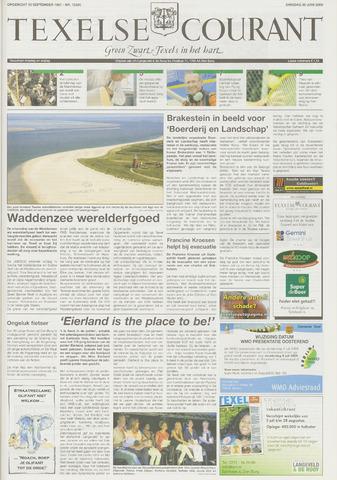 Texelsche Courant 2009-06-30
