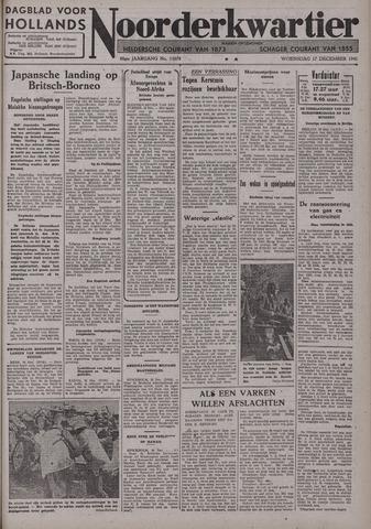 Dagblad voor Hollands Noorderkwartier 1941-12-17