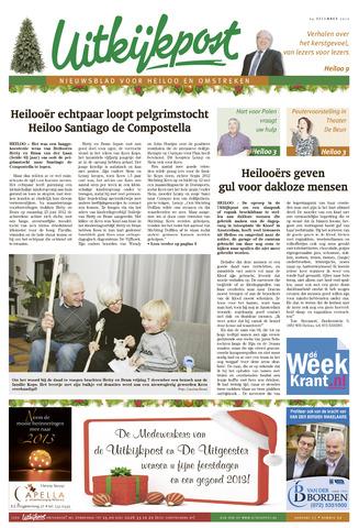 Uitkijkpost : nieuwsblad voor Heiloo e.o. 2012-12-24
