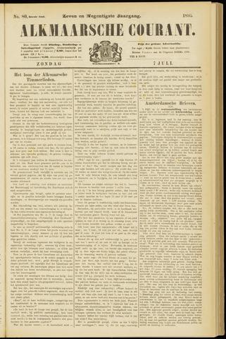 Alkmaarsche Courant 1895-07-07