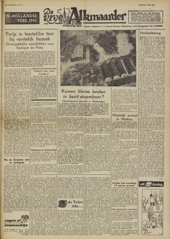 De Vrije Alkmaarder 1950-05-26