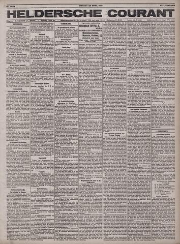Heldersche Courant 1919-04-22