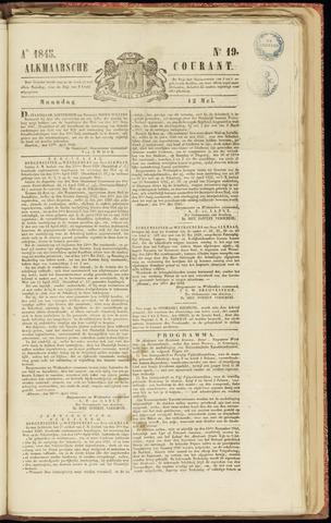Alkmaarsche Courant 1845-05-12