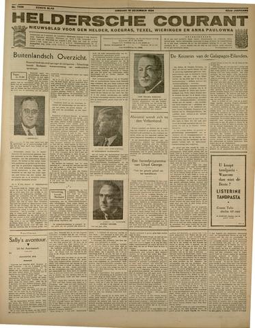 Heldersche Courant 1934-12-18