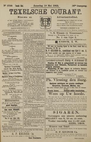 Texelsche Courant 1923-05-19