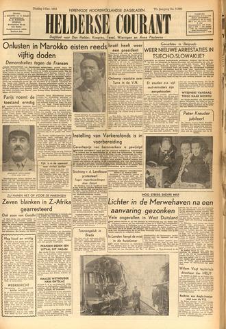 Heldersche Courant 1952-12-09