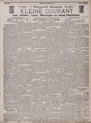 Vliegend blaadje : nieuws- en advertentiebode voor Den Helder 1906-01-06