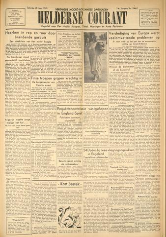 Heldersche Courant 1949-08-20