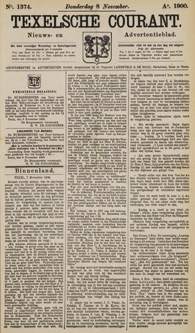 Texelsche Courant 1900-11-08