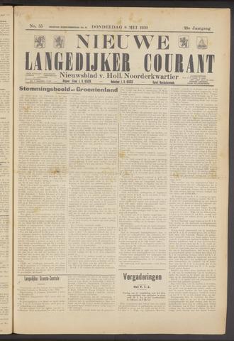 Nieuwe Langedijker Courant 1930-05-08