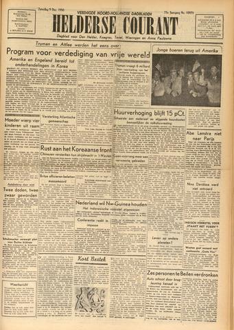 Heldersche Courant 1950-12-09