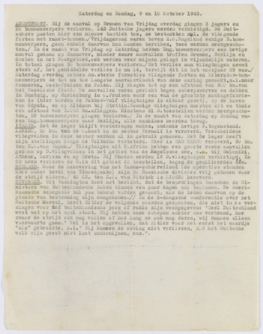De Vrije Alkmaarder 1943-10-09