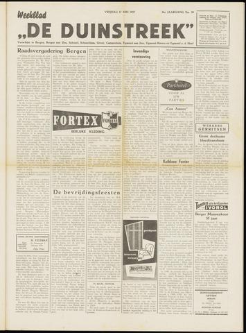 De Duinstreek 1957-05-17